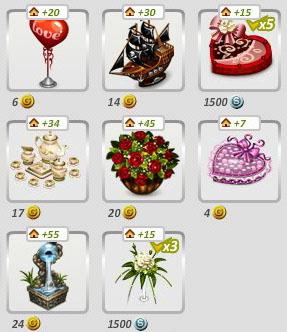 Подарки в игре Аватария